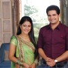 Still image of Akshara and Naitik