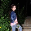 Soha Ali Khan on the sets of Soundtrack at Bandra, Mumbai