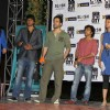 Tusshar, Preeti and Sundeep at 'Shor In The City' movie promotional event at Inorbit Mall