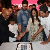Abhishek Bachchan and the cast of Dum Maro Dum promote the film at No Smoking Concert Chitrakoot Ground