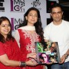 Juhi Chawla and Sanjay Suri at music launch of film 'I Am'