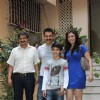 Aamir Khan's press conference for Darsheel Safari's film Zokomon