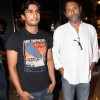 Rakeysh Omprakash Mehra and Prateik Babbar at special screening of movie 'Dum Maaro Dum' at PVR Juhu