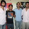 Abhishek, Prateik and Rana Daggubati at special screening of movie 'Dum Maaro Dum' at PVR Juhu