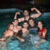 Gurmeet, Abhinav and many more at Debina Bonnerjee bday bash at Madh with Retro Theme