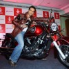 Arjun Rampal launches Garware Motors Hyosung Super bikes at Taj Lands End. .