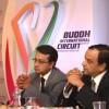 (L to R) Jaypee Group's JPSK Sports MD Smeer Gaur and Chairman  Mukesh Gaur at the unveiling of