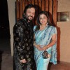 Roop Kumar Rathod with wife at Food Food channel bash hosted by Sanjeev Kapoor