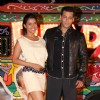 Salman Khan and Asin at 'Ready' music launch at Film City