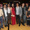 Tusshar Kapoor, Sundeep, Preeti Desai and Nikhil Dwivedi at premiere of movie 'Shor In The City'