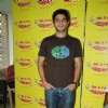 Cast at Radio Mirchi studio, Lower Parel for I AM movie