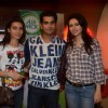 Rahil Tandon and Zeenal Kamdar at premiere of movie 'Men Will Be Men' at PVR, Juhu in Mumbai