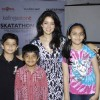 Vidya Malvade at Kalingastone Rollerskate event at Worli