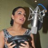 International Actress Meera Record and sing for the first time