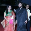 Roop Kumar Rathod with wife at 48th Marathi Chitrapatt Puraskar Sohla at Gateway of India