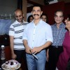 Aamir visits Mumbai Jaago 90.8 community radio station at Bandra. .