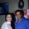 Anup Soni and Juhi Babbar at Radio City & Saregama launches Richa Sharma Sai Ki Tasveer at St Andrew