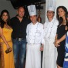 JW Marriot hosted a special dinner for celebs