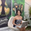 Shilpa Shukla aka Kanjari of Bhindi Baazaar Inc to launched the official website. .