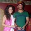 Sushant Singh Rajput and Ankita Lokhande at International Thalassemia Day