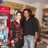 Juhi Babbar and Anup Soni at Nalini Dutta book 'Katra Katra Zindgi' launch at crossword