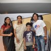 Shaan and Darsheel at Anti-tobacco campaign with Salaam Bombay Foundation and other NGOs, Tata Memorial, Parel. .