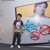 Darsheel at Anti-tobacco campaign with Salaam Bombay Foundation and other NGOs, Tata Memorial, Parel