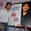 Shaan at Anti-tobacco campaign with Salaam Bombay Foundation and other NGOs, Tata Memorial, Parel. .