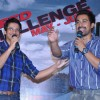 Sharman and Ranvijay at Louis Phillipe speed challenge, Oberoi Mall. .