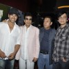 Akshay Kumar, Jeetendra and Gulshan Grover grace Ekta Kapoor's film Ragini MMS premiere at Cinemax, Andheri in Mumbai. .