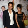 Tusshar Kapoor and Amrita Rao at 'Love U... Mr. Kalakaar!' movie screening
