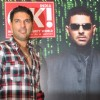 Yuvraj Singh unveils latest issue of 'OK' magazine at Oxford