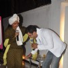 Sharad Kelkar and Vaishali Thakkar at Uttaran success bash at Juhu