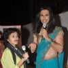Tina Dutta and Nandish Sandhu at Uttaran success bash at Juhu