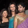 Rohit Khurana, Rashmi Desai, Tina Dutta and Nandish Sandhu at Uttaran success bash at Juhu