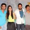 Hrithik, Katrina, Abhay and Farhan at 'Zindagi Na Milegi Dobara' movie first look launch