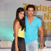 Hrithik Roshan and Katrina Kaif at 'Zindagi Na Milegi Dobara' movie first look launch