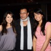 Mithun Chakraborty and Mugdha Godse at Red Hot: Haunted Success bash Novotel