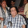Kader Khan shoots for 'Andha Kanoon' at Cinevista. .