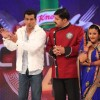 Host Ronit Roy, Chef Gauti and Smita Singh at Kitchen Champion 4