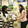 Asin promotes 'Ready' movie at Provogue store