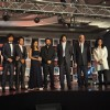 Sonu Nigam, Aditya Narayan, Shreya Ghosal and Sanjay Leela Bhansali at 'X Factor India' Launch