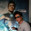 Shah Rukh Khan launch the theatrical promo of his film 'Ra.One' at IMAX BIG Cinemas in Wadala