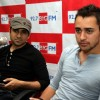 Imran Khan at 92.7 BIG FM to promote his film 'Delhi Belly'