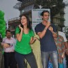 Neha Dhupia and Arjun Rampal at Asif Bhamla's World Environment Day awareness program, Otters Club