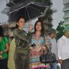 Poonam Dhillon and Eesha Kopikar at Asif Bhamla's World Environment Day awareness program, Otters Cl