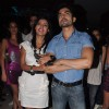 Debina and Gurmeet Choudhary at Khatron Ke Khiladi bash hosted by Endemol at Grillopolis