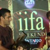 Salman Khan at IIFA PRESS meet to announce Chillar Party Film and Enviorment initiatives, Taj land's End