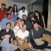 Lata Mangeshkar with CID Team