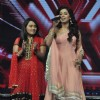 Shreya Ghoshal at X FACTOR 12 finalists Introduction in Filmcity. .